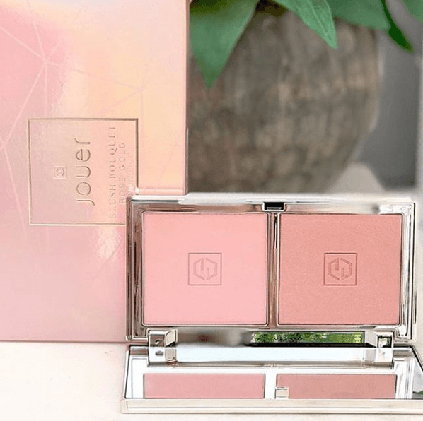 Jouer Cosmetics: Rose Gold Collection