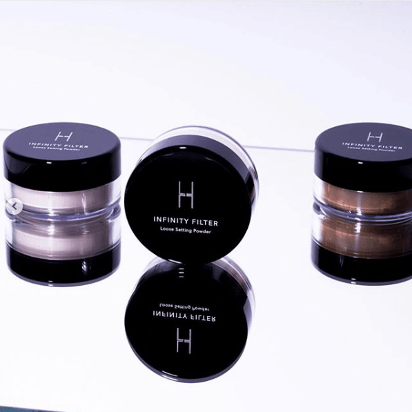 Linda Hallberg: Infinity Filter Primer & Glass Setting Powder
