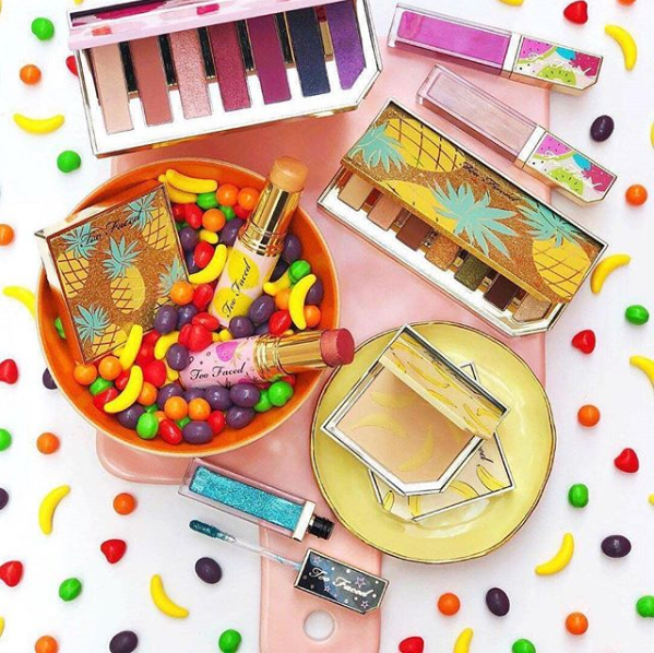 Too Faced: Tutti Frutti Collection